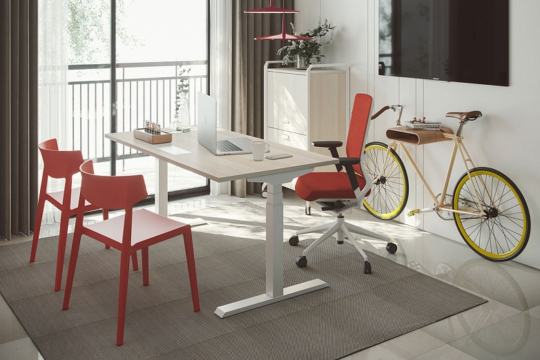 How to design and maintain a healthy work space